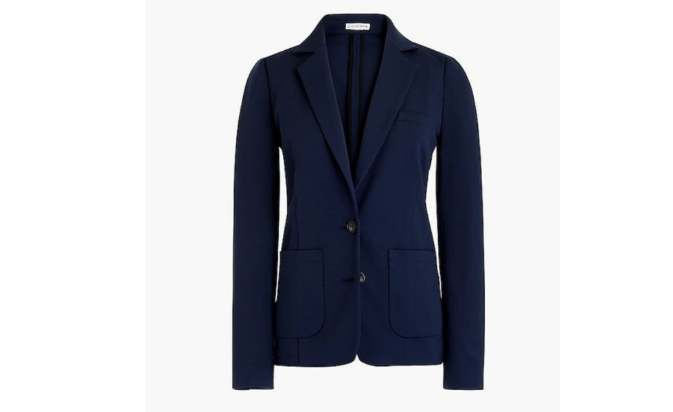Spring 2019 Wardrobe Essentials Blazer
