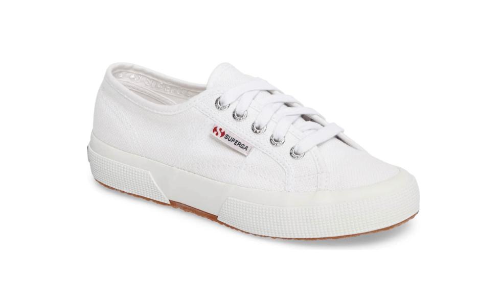 Spring 2019 Wardrobe Essentials sneaker