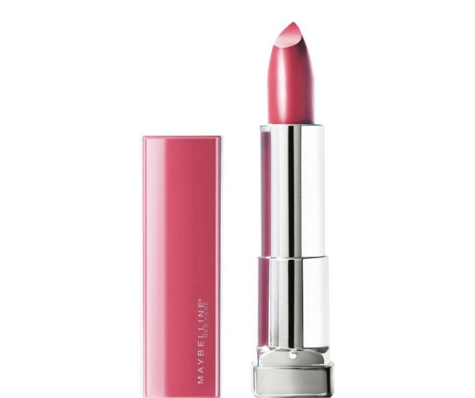 April Favorites - Maybelline Color Sensation Made for All Lipstick in Pink for Me