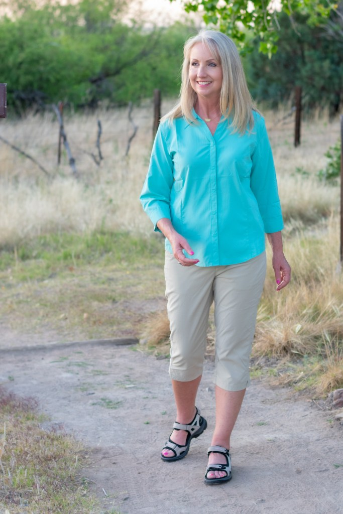 Royal Robbins Hiking Clothes for Summer