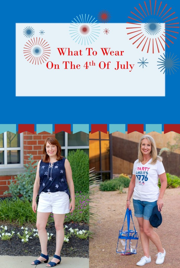What To Wear On The 4th Of July Graphic