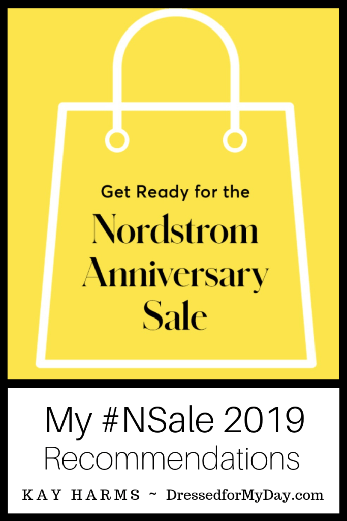Shop My NSale 2019 Recommendations - Graphic