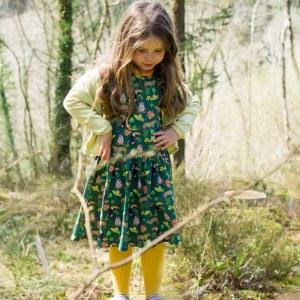 Green Rainforest Dress