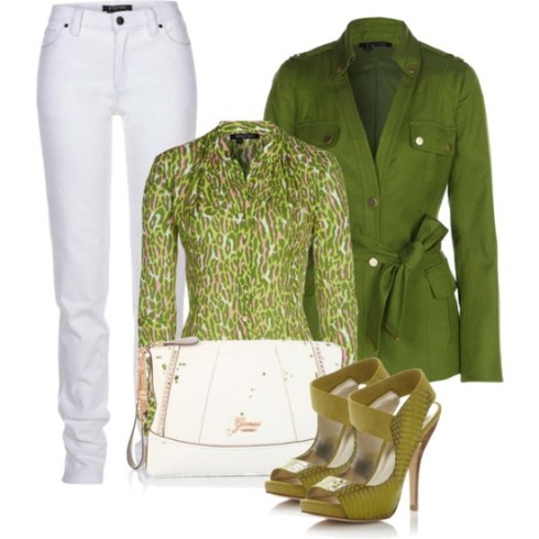 St. Paddy's outfit