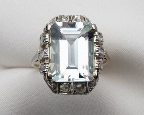 vintage_aquamarine_cocktail_ring