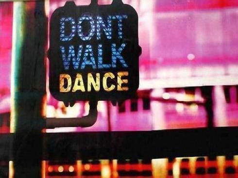 don't walk dance