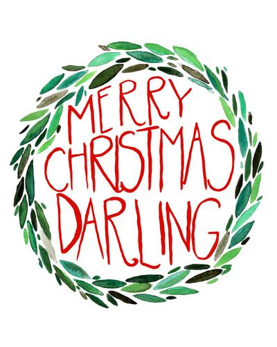 Merry Christmas Darling.Merry Christmas Darling Dressed To A T