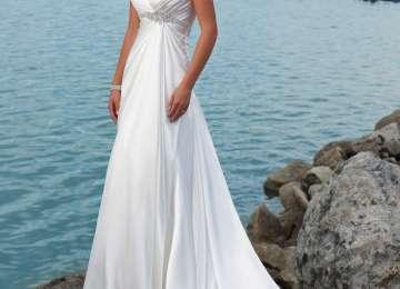 30fbba7393c Beach Wedding Dresses Dressedupgirl · White ...