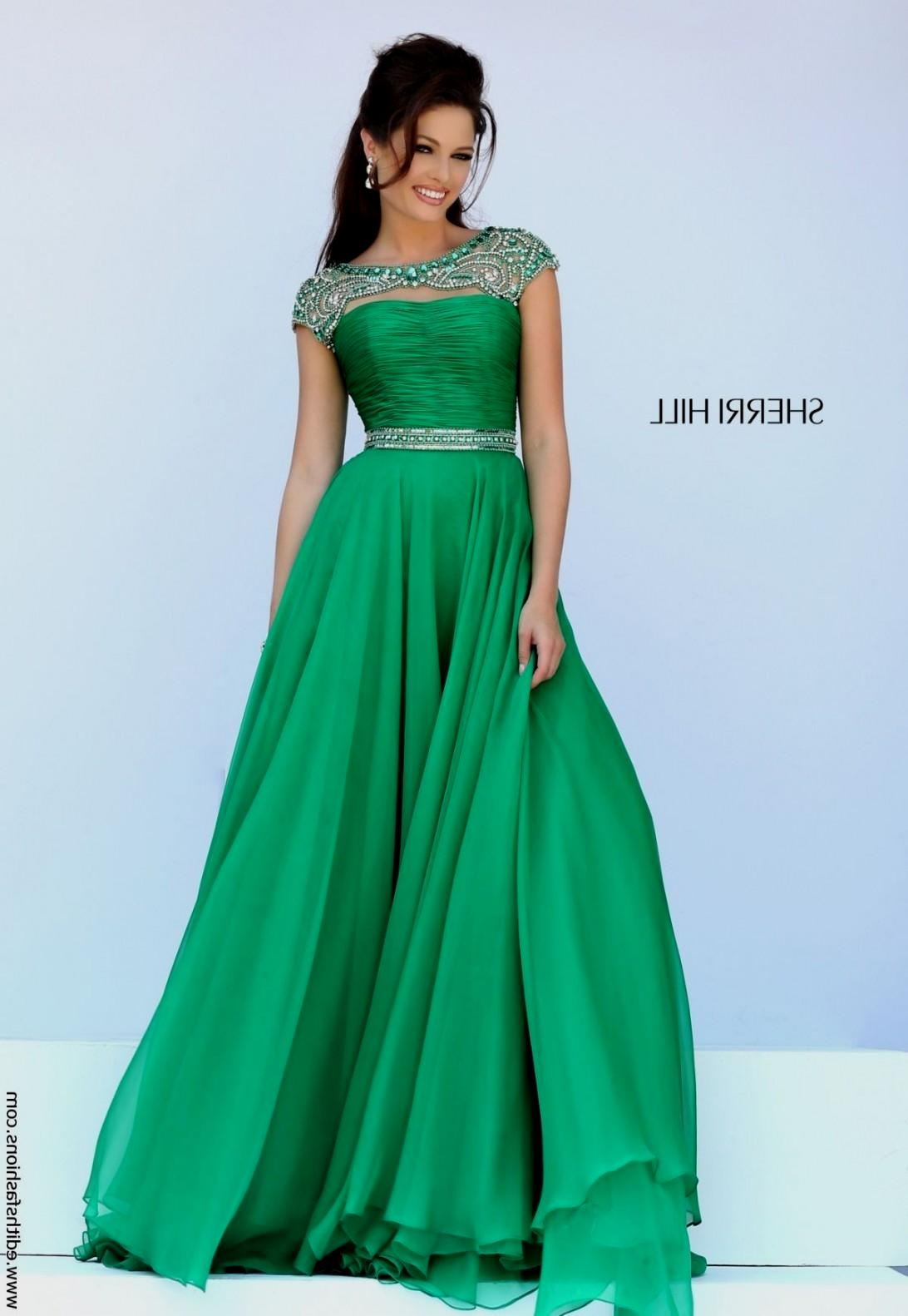 Emerald Green Bridesmaid Dresses 2017  Trend 20172018