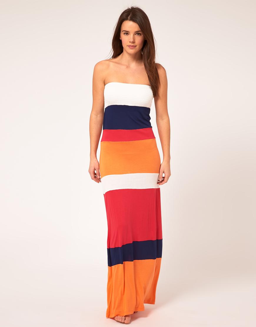 River Island White Maxi Dress For Beautiful Ladies