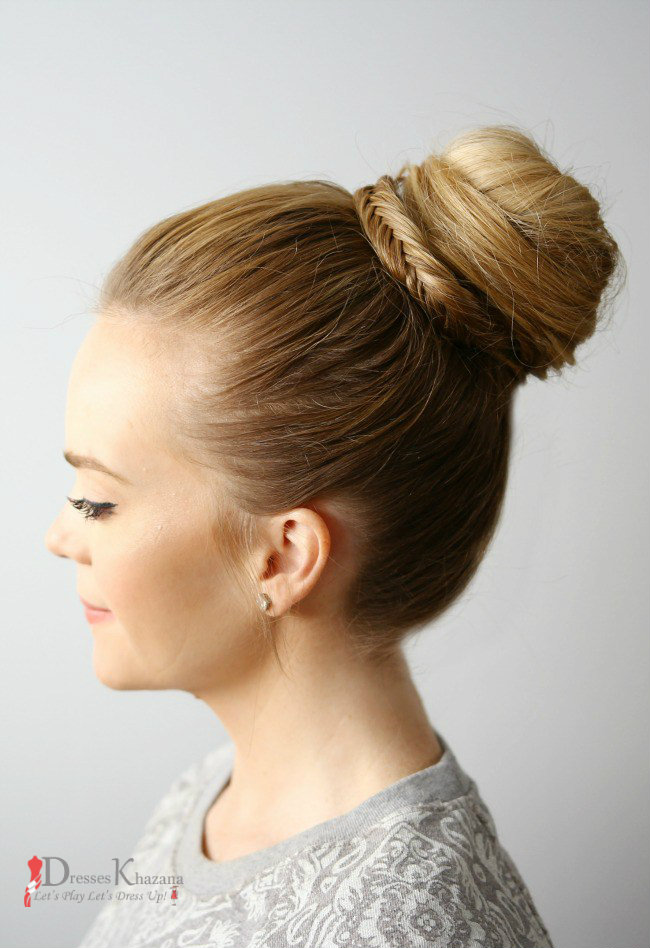 Latest Eid Hairstyles For Girls 2018 List Of Top 15 Girl