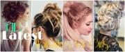 latest eid hairstyles girls