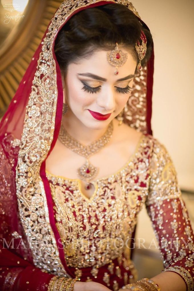 latest pakistani bridal makeup 2018 perfect look & trend for
