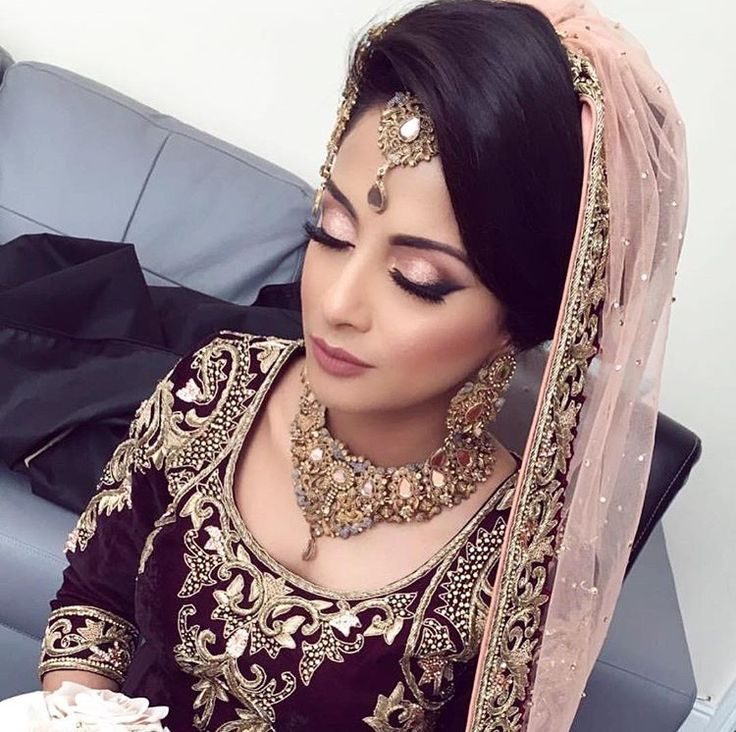 Best Girls Makeovers Wallpaper Latest Pakistani Bridal Makeup 2018 Perfect Look Amp Trend