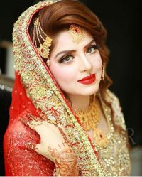 Pakistani Bridal Dresses 2018 - Latest Mehndi, Barat ...