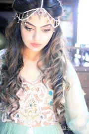 trendy pakistani bridal hairstyles
