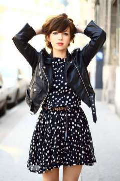 Badass leather clothes for women (052)   fashion
