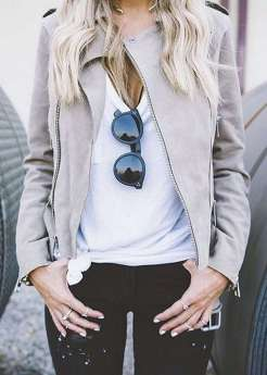 Badass leather clothes for women (066) | fashion