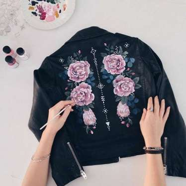 Badass leather clothes for women (096)   fashion