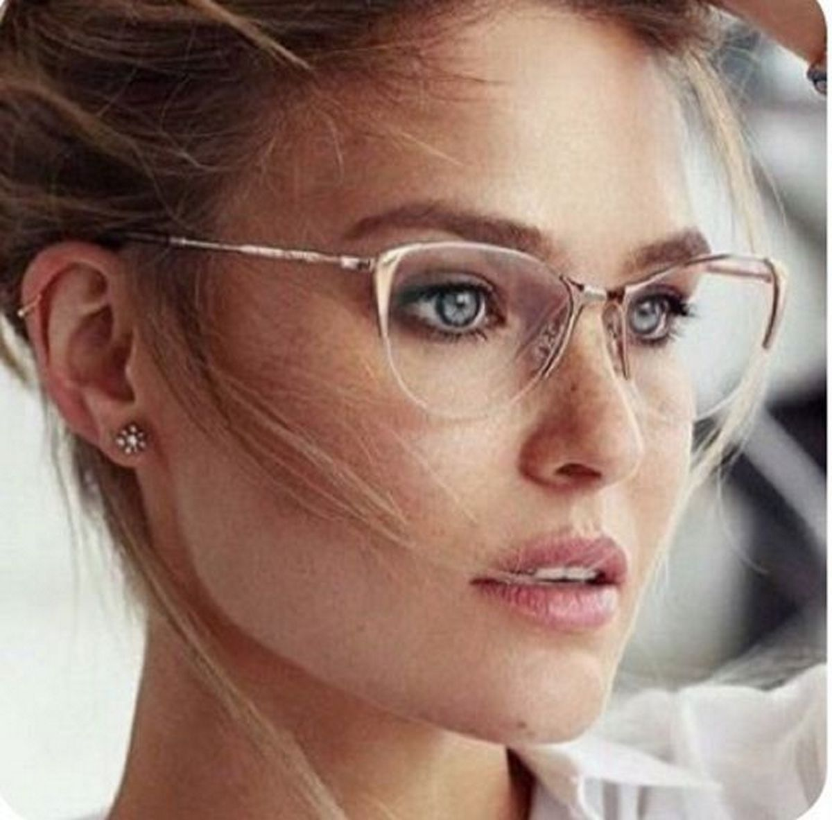 dc8a330711 Clear Glasses Frame For Women s Fashion Ideas  Transparent  Eyeglass ...