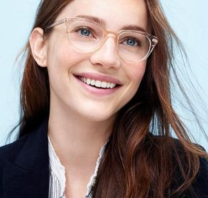 Clear Glasses Frame For Women's Fashion Ideas #Transparent #Eyeglass (26)