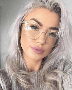 Clear Glasses Frame For Women's Fashion Ideas #Transparent #Eyeglass (27)