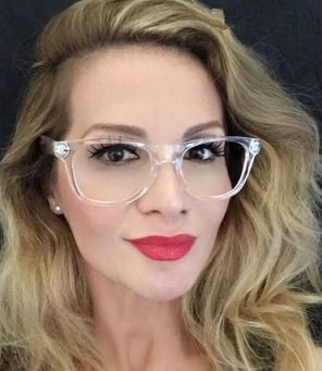 Clear Glasses Frame For Women's Fashion Ideas #Transparent #Eyeglass (31)