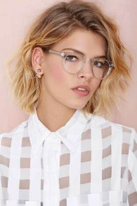 Clear Glasses Frame For Women's Fashion Ideas #Transparent #Eyeglass (35)