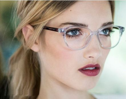 Clear Glasses Frame For Women's Fashion Ideas #Transparent #Eyeglass (51)