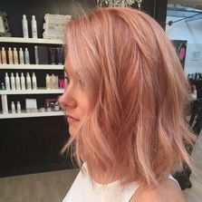 Colorful pink hairstyles (10)