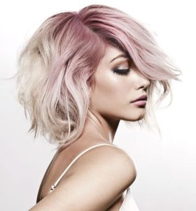 Colorful pink hairstyles (34)