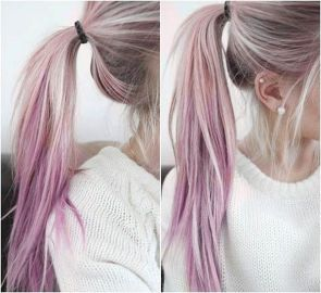 Colorful pink hairstyles (41)
