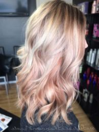 Colorful pink hairstyles (44)