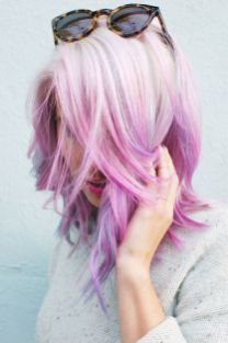 Colorful pink hairstyles (5)