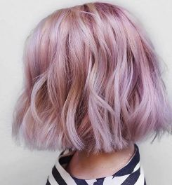 Colorful pink hairstyles (7)