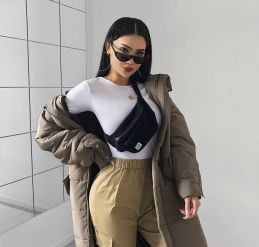 Uploaded By User Serendipityparty : Fannypack Outfits Street Style Ideas