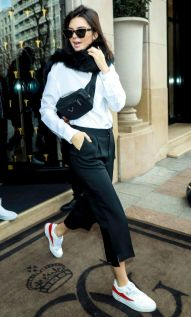 You Have To See The Unexpected Way Kendall Jenner Wears A Fanny Pack Via @WhoWhatWearUK