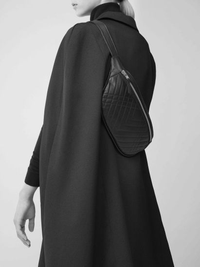 CHRISTINA FISCHER 2016 CAMPAIGN - CF QUILTED BUMBAG: Fannypack Outfits Street Style Ideas