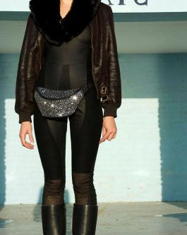 Etsy.com Galaxy Glitter Fanny Pack Bum Bag Made By @beksiesboutique