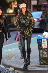 Harpersbazaar.com The Fanny Pack Is BackHeres: Fannypack Outfits Street Style Ideas