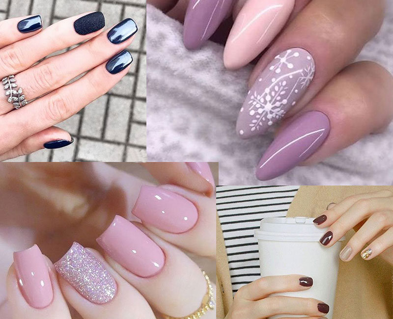 50 Gorgeous Nail Art Designs That Will Shimmer And Shine You Up