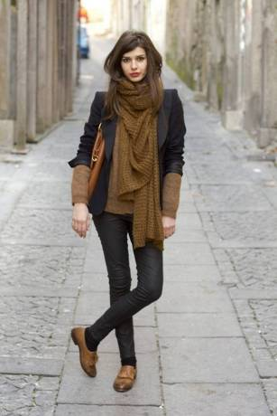 French street style looks (43)   fashion