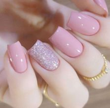 Gorgeous nail art designs (44)