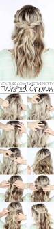 Hairstyles diy and tutorial for all hair lengths 002 | fashion