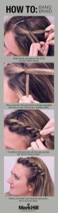 Hairstyles diy and tutorial for all hair lengths 007   fashion