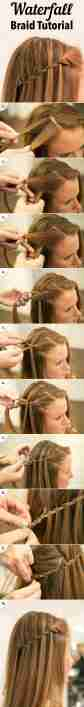 Hairstyles diy and tutorial for all hair lengths 015 | fashion