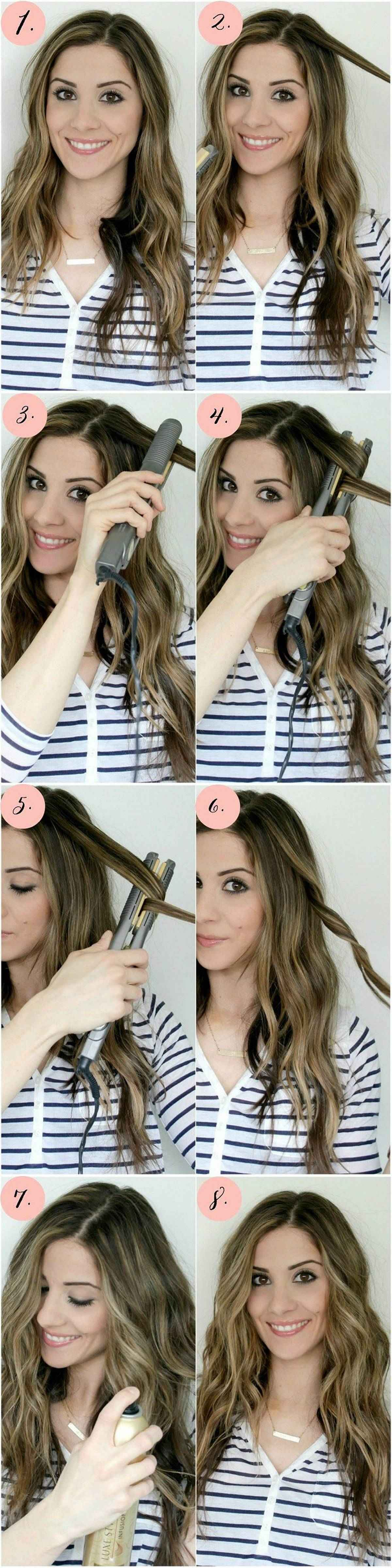 Hairstyles diy and tutorial for all hair lengths 019 | fashion