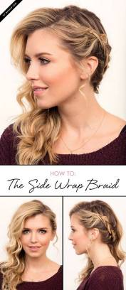 Hairstyles diy and tutorial for all hair lengths 031   fashion