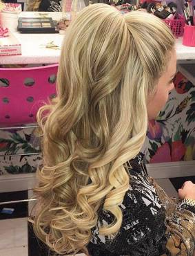 Hairstyles diy and tutorial for all hair lengths 047   fashion