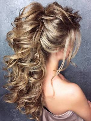Hairstyles diy and tutorial for all hair lengths 055   fashion